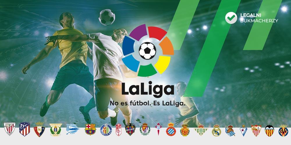 La Liga 2019/2020 - kursy