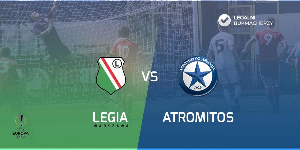 Legia Atromitos - kursy