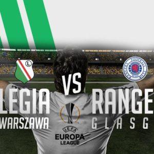 Legia Warszawa – Glasgow Rangers: Kursy bukmacherskie