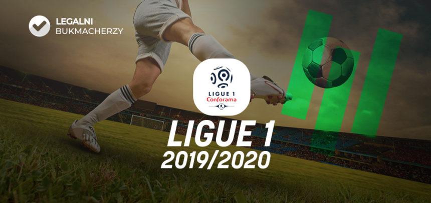 Ligue 1 2019/2020: Kursy bukmacherskie