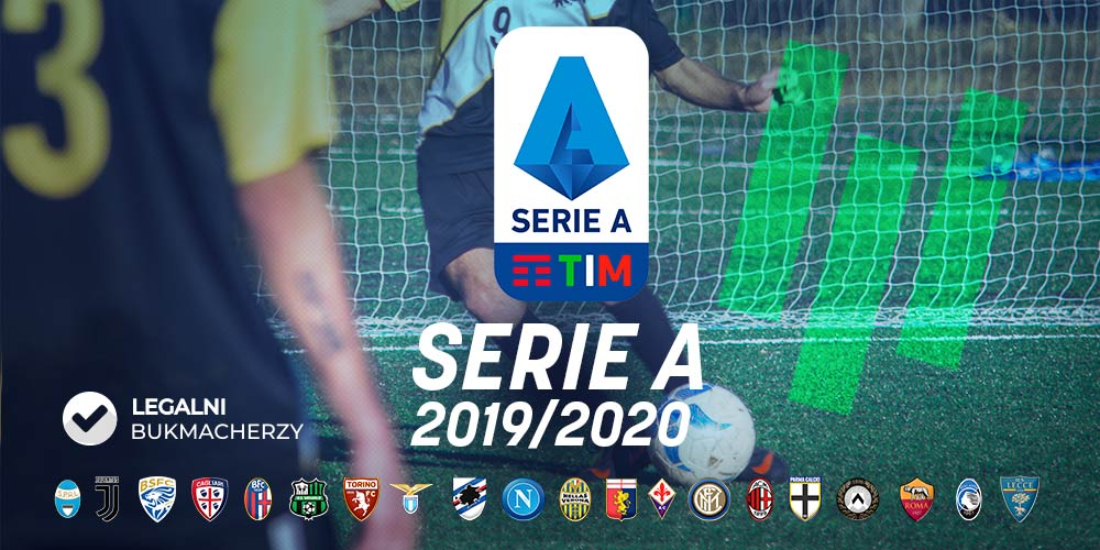 Serie A - 2019/20 - kursy