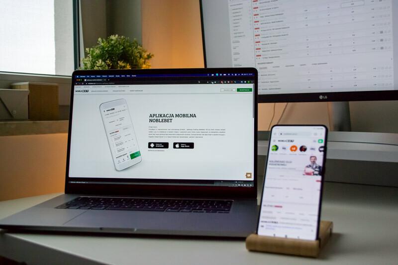 Noblebet aplikacja mobilna