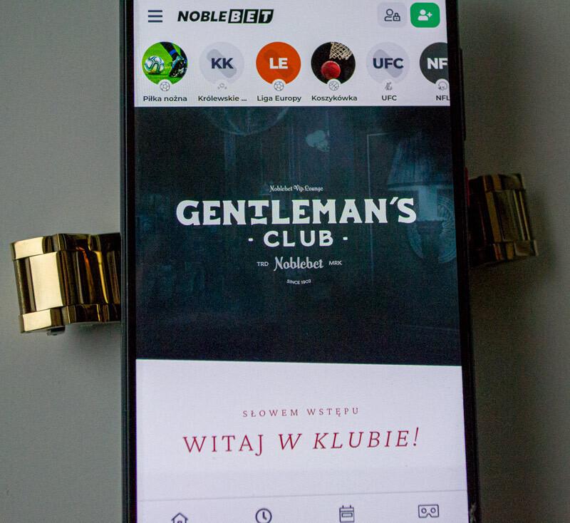 Gentleman's Club w Noblebet