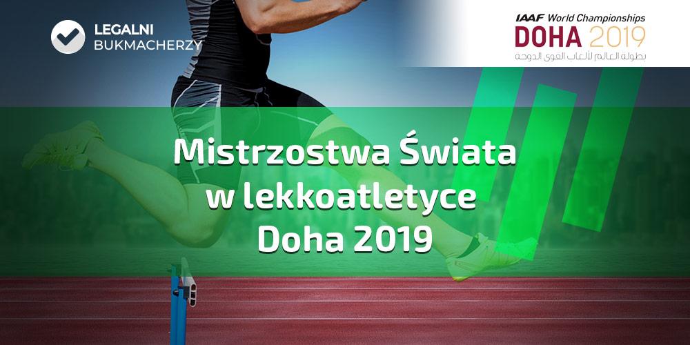 MŚ w lekkoatletyce - Doha 2019