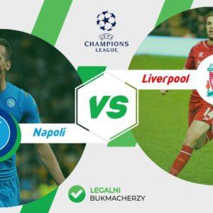 SSC Napoli – Liverpool FC: Kursy bukmacherskie