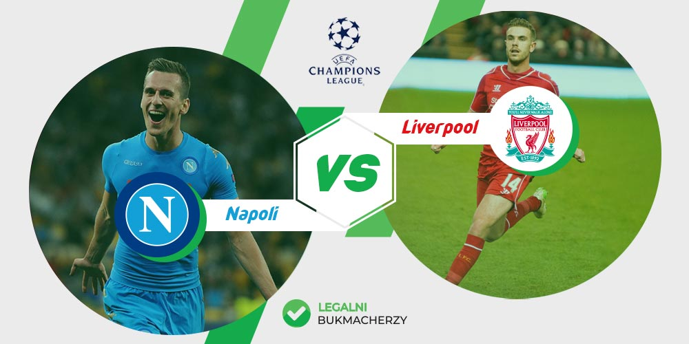 Napoli - Liverpool - kursy na zakłady