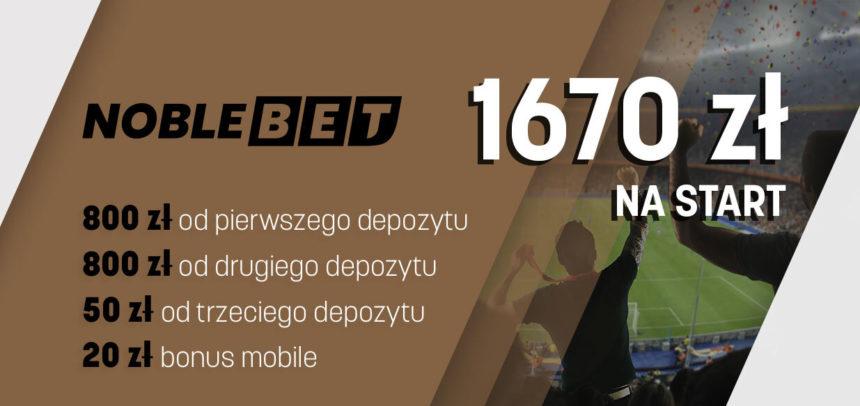 NobleBet Kod Bonusowy 2020 – Bonusy VIP + Opinie