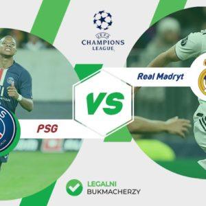 PSG – Real Madryt: Kursy bukmacherskie