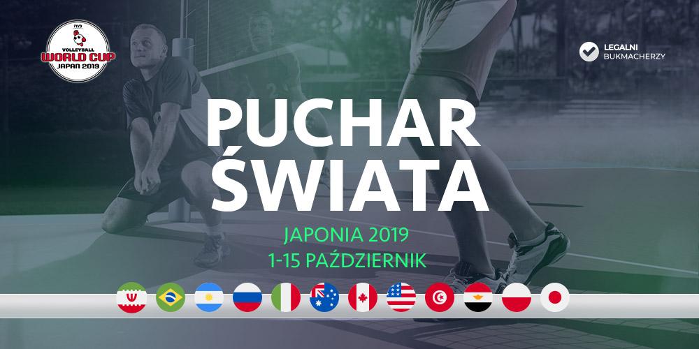 Puchar Świata w siatkówce 2019