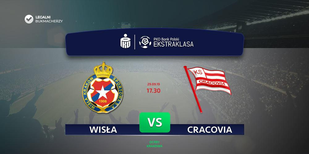 Wisła Kraków - Cracovia