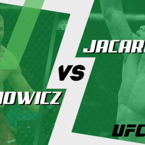 UFC FN 164: Kursy bukmacherskie