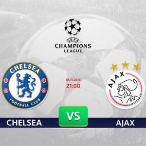 Chelsea – Ajax: Kursy na zakłady na LM