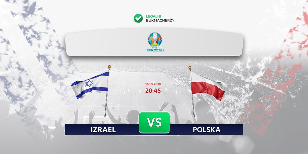 Izrael - Polska - kursy na zakłady