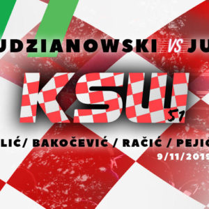 KSW 51: Pudzianowski – Jun: Kursy na walki