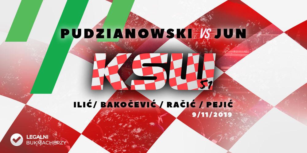 KSW 51 - kursy na zakłady