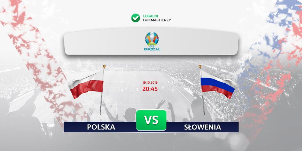 polska - Słowenia - el. Euro 2020- kursy