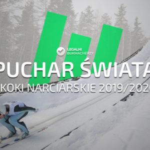 Skoki narciarskie 2019/2020 – Kursy bukmacherskie