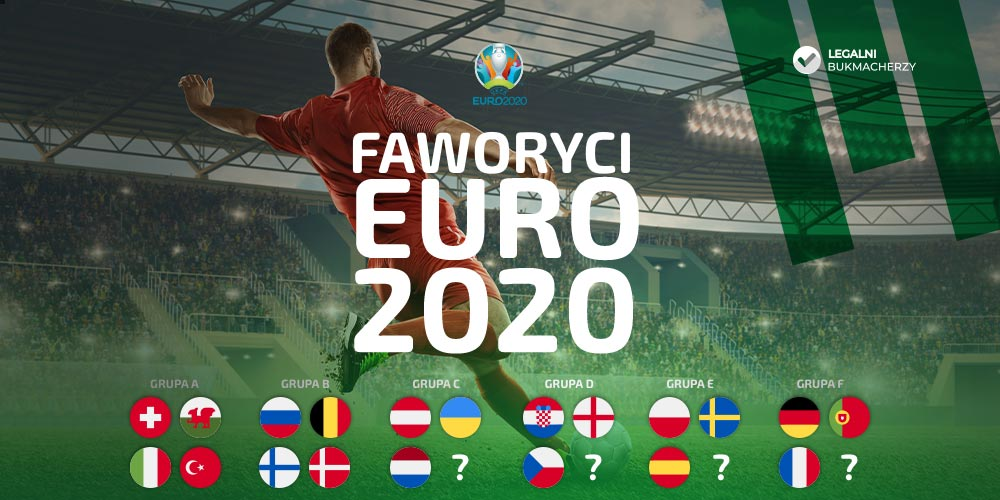 Euro 2020 - kto faworytem do awansu?