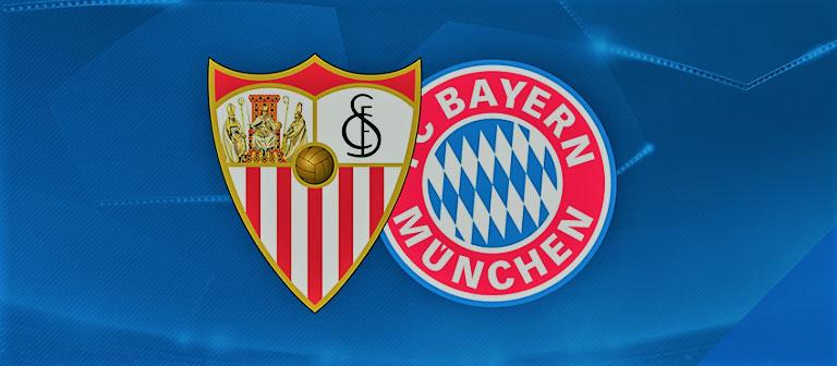 FC Sevilla Bayern Monachium