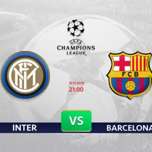 Inter Mediolan – FC Barcelona: Kursy bukmacherskie