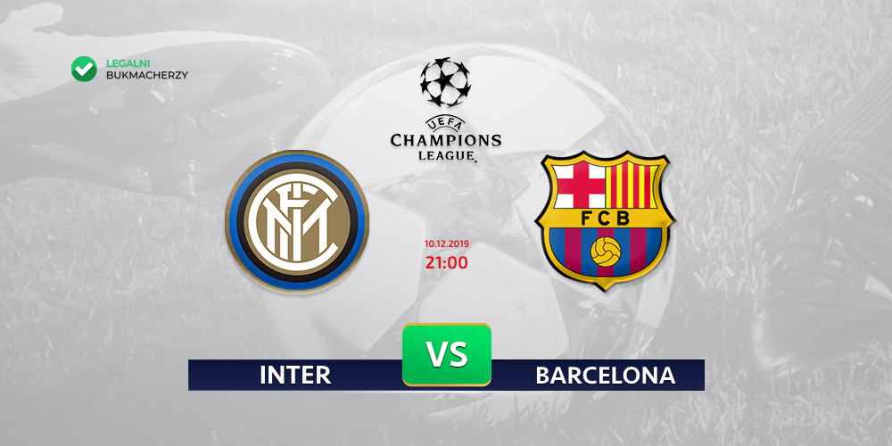 Inter - Barcelona - LM 2019 - kursy