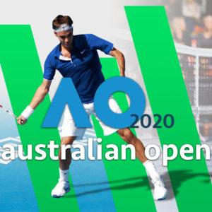 Australian Open 2020 – Kursy bukmacherskie