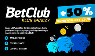 Bet Club w Totolotku