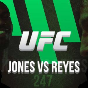 UFC 247: Jones – Reyes: Kursy bukmacherskie