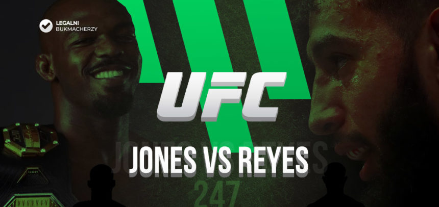 UFC 247: Jones – Reyes: Kursy bukmacherskie