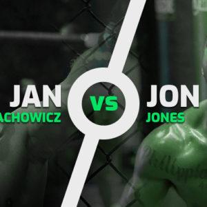 Jan Błachowicz – Jon Jones: Kursy i typy