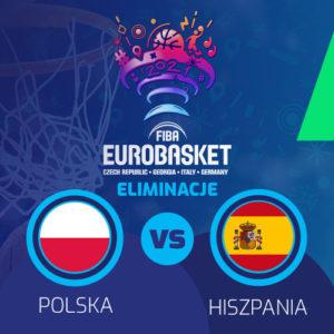 Hiszpania – Polska: Kursy na el. Eurobasket 2021