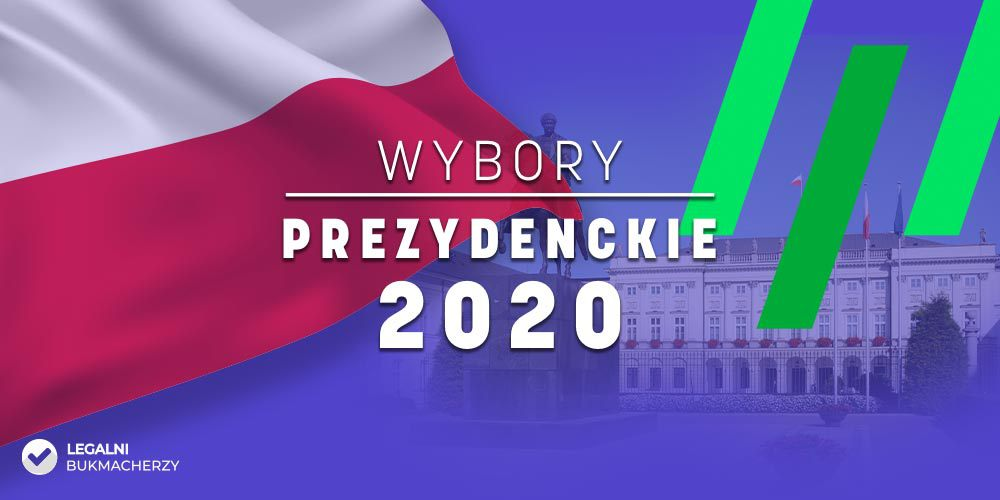 Wybory prezydenckie 2020 - kursy bukmacjerskie
