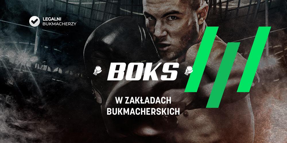 Boks – zakłady bukmacherskie