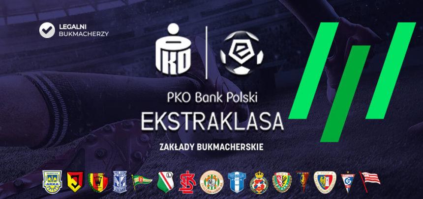 Ekstraklasa – zakłady bukmacherskie