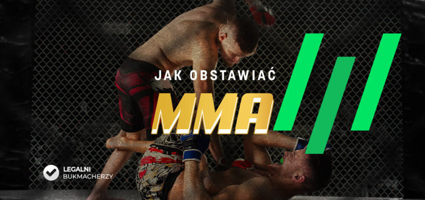 MMA zakłady bukmacherskie