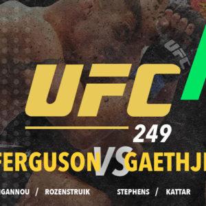 UFC w Jacksonville – kursy bukmacherskie