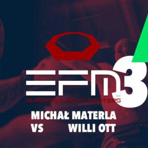 EFM: Michał Materla – Willi Ott – kursy bukmacherskie