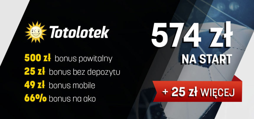 Kod promocyjny Totolotek – rejestracja 2020
