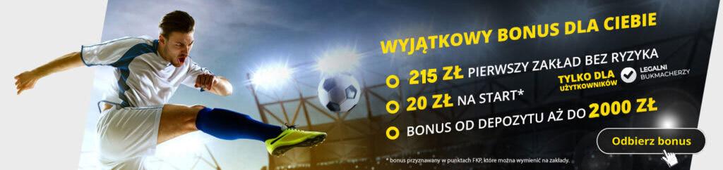 Bonus dla graczy Fortuna
