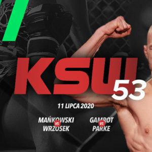 KSW 53: kursy bukmacherskie na walki