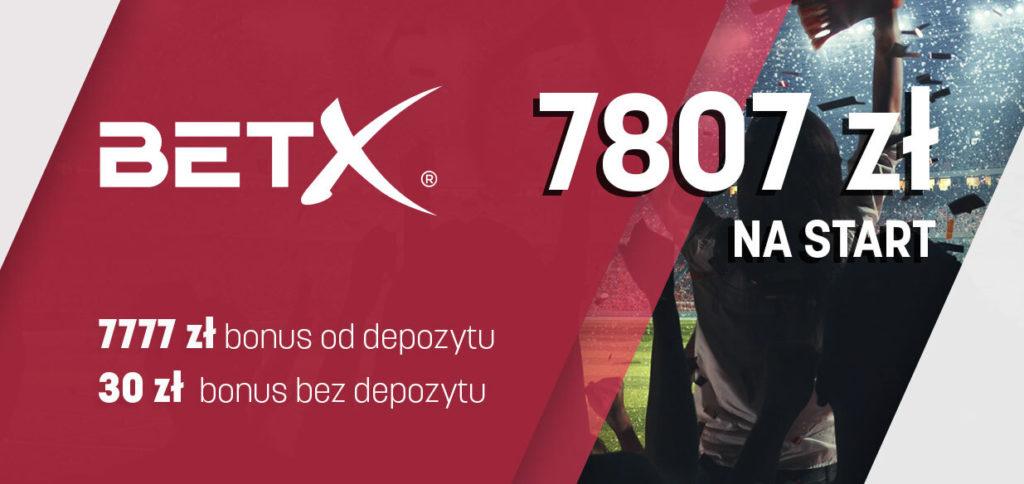 Kod promocyjny BetX – rejestracja 2021