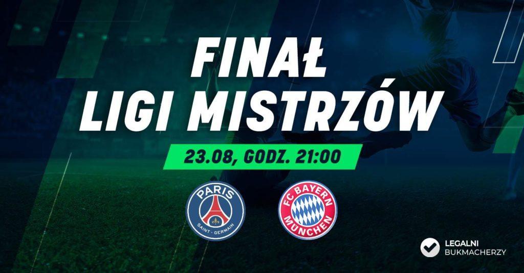 PSG – Bayern Monachium: Kursy na finał LM