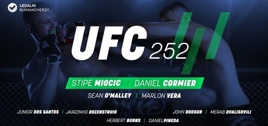 UFC 252: Miocic – Cormier – Kursy bukmacherskie