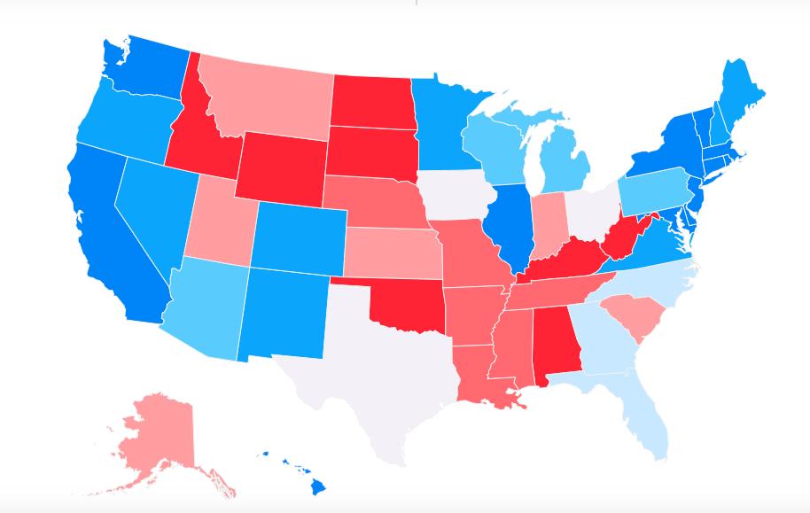 Głosy elektorskie USA