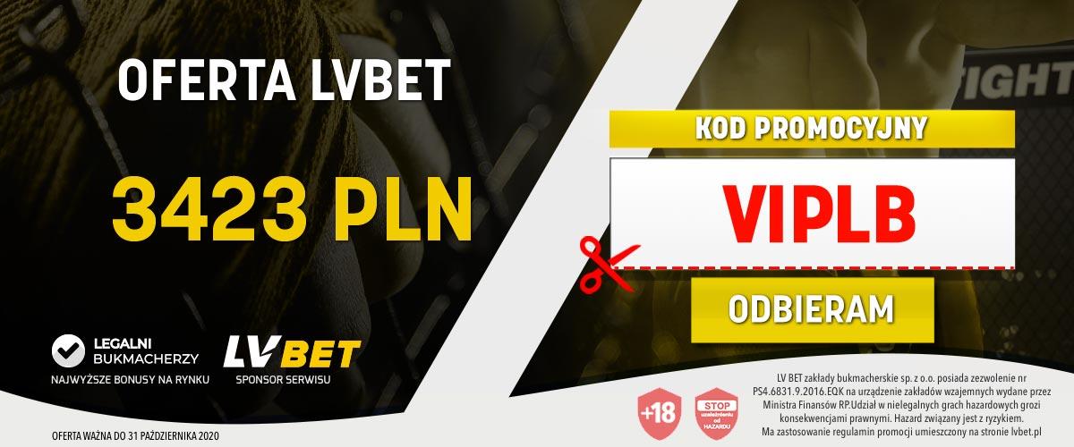 Kod Promocji LVBET VIPLB