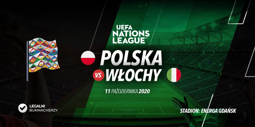Polska – Włochy: kursy bukmacherskie na LN