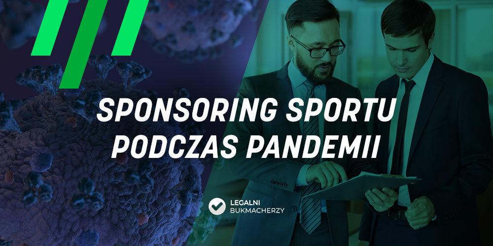 Sponsoring sportu podczas pandemii koronawirusa