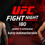 UFC Fight Night 180: Gamrot – Kutateladze kursy bukmacherskie