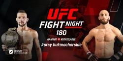 UFC Fight Night 180: Gamrot – Kutateladze kursy bukmacherskie