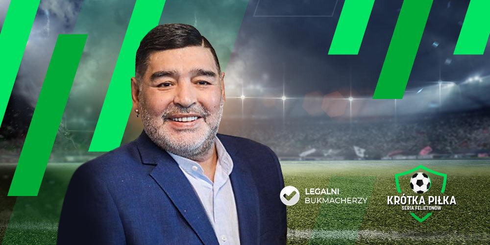 Godlewski felieton - Diego Maradona